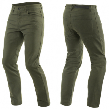 DAINESE CASUAL SLIM TEX PANTS 008