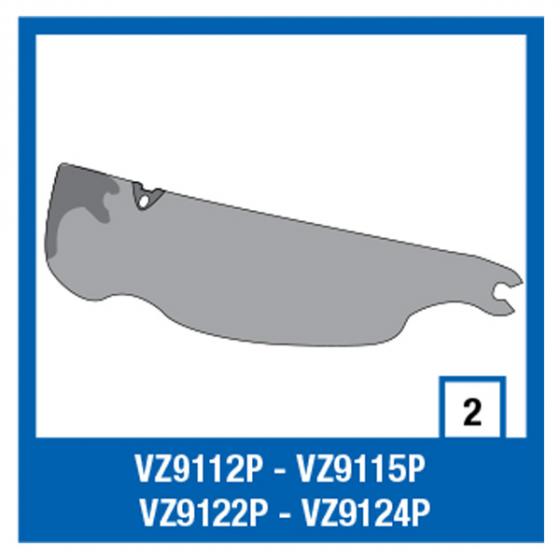 Evoline S2 Sun Shield V2