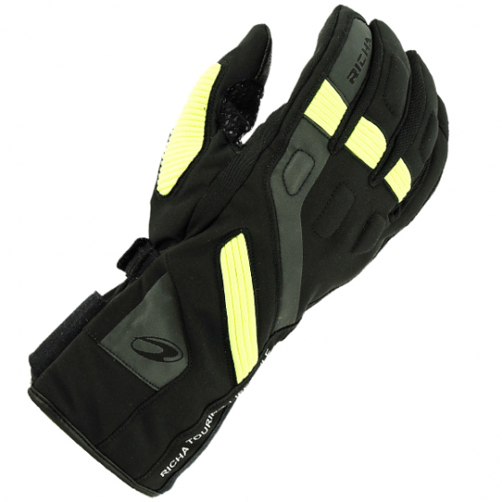Richa Tormo Glove Blk/Fluo