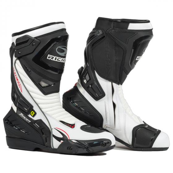 Richa Tracer Evo boot Blk/Wht