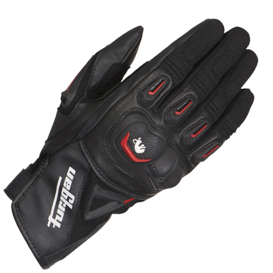 FURYGAN VOLT GLOVE BLK/RED