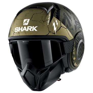 SHARK STREET DRAK CROWER Mat GKG