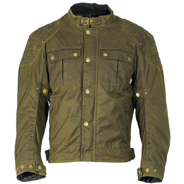 Richa Scrambler Jacket Review MCN