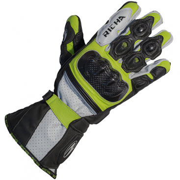 Richa Ravine glove black/wht/Ye
