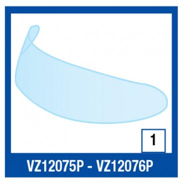 Shark Vision-R Dark Smoke Pinlock Insert