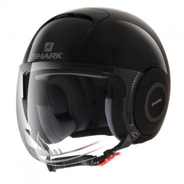 Shark  MICRO BLANK Helmet  BLK