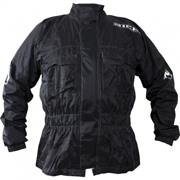 Richa Rain Warrior jkt.black
