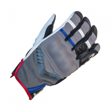 Richa Desert  glove Gry/Blu