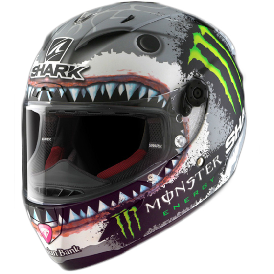 Shark RACE-R PRO-LORENZO W/SHARK SWG