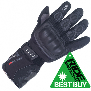 Richa Arctic glove black