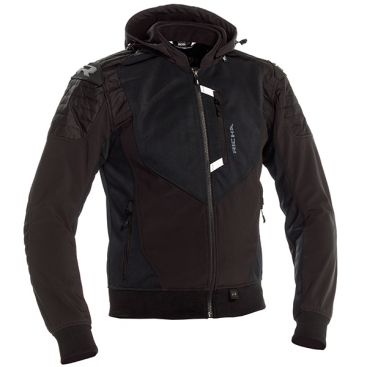 RICHA ATOMIC AIR JKT BLK