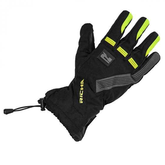 Richa Tundra EVO glove blk/fluo