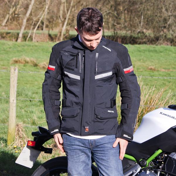 Richa Atlantic Jacket Review by Visordown