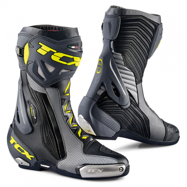 TCX RT-RACE PRO AIR BLACK/GREY/FLUO