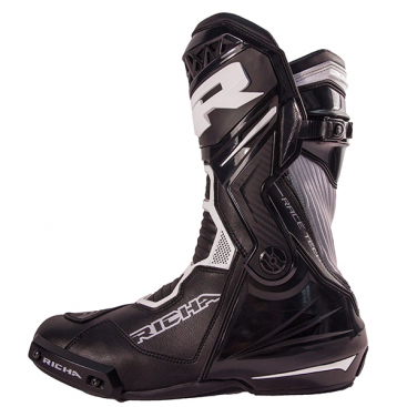 RICHA APEX W/P BOOT BK/WH