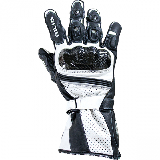 Richa Ravine glove black/white