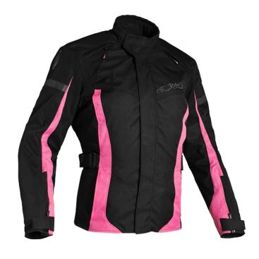 Richa Biarritz Ldy jkt.Blk/Pink