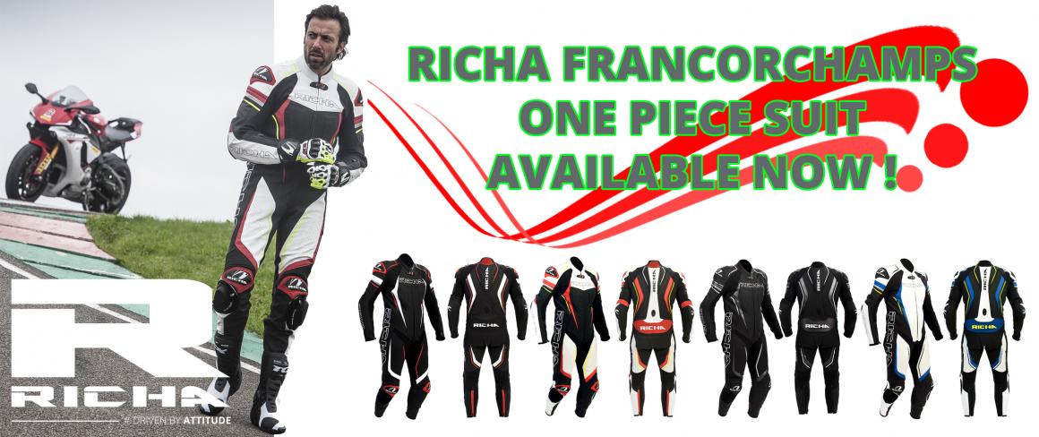 Richa Francorchamps