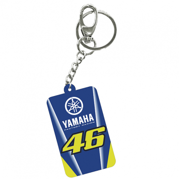 VR46 KEY RING RACING MULTICOLOR