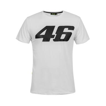 VR46 T-SHIRT WHITE