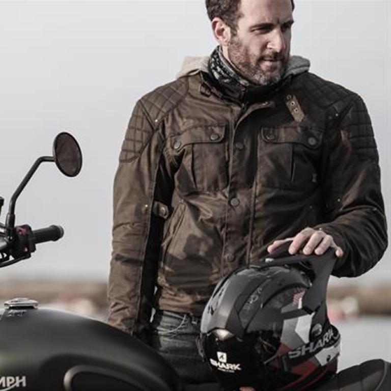Richa Scrambler Jacket Review by Rustsports