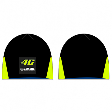 VR46 BEANIE RACING BLUE ROYAL YAMAHA