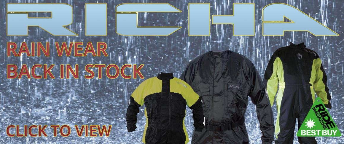Richa Rain Wear
