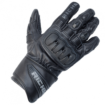 Richa Dark Glove Blk