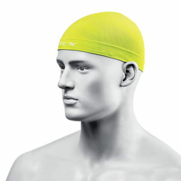 TCX Head Cap Fluo Yellow