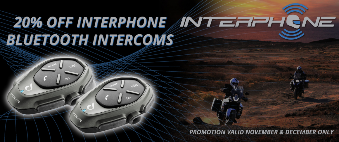 Interphone Winter Promo