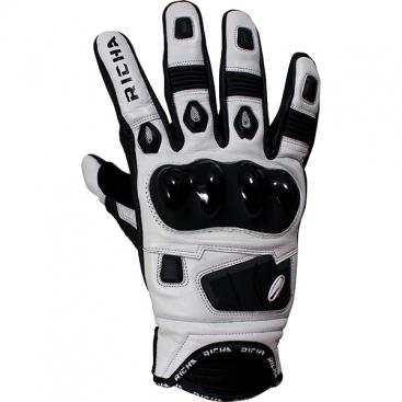 Richa Rock glove black/white